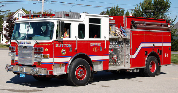 Engine 1  2005 Pierce Arrow  1500/1000