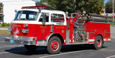 RETIRED  Engine 4 1977 American LaFrance Century 1500 / 500