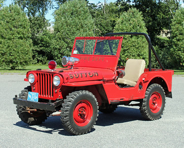 1947 Willy's Jeep