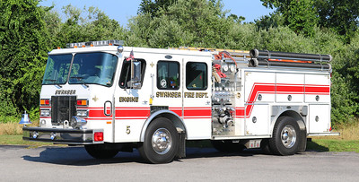 Engine 5.  1993 E-One Protector.  1250 / 500 / 40F