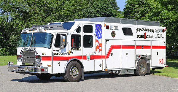Rescue 1.  2007 E-One Cyclone