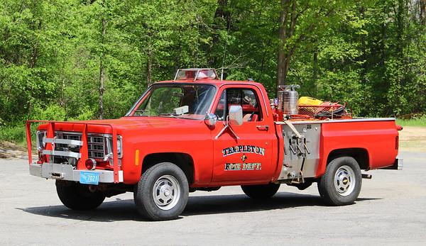 Forestry 2.  1978 Chevy / Custom   500 / 200