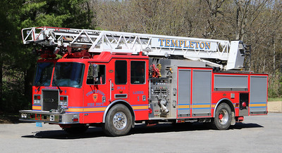 Ladder 1.  2006 KME Predator   1500 / 500 / 75' RMA