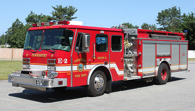 Engine 2 1999 E-One Hush 1250/500