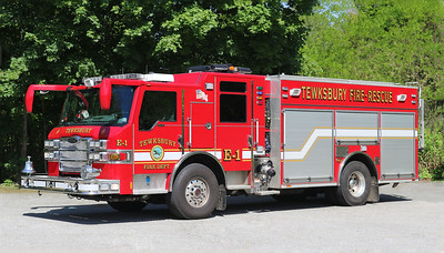 Engine 1   2008 Pierce Velocity PUC   1500 / 750 / 60F