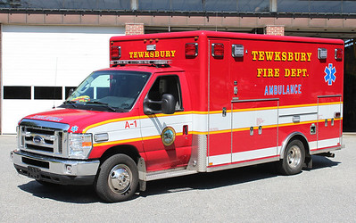 Ambulance 1 2010 Ford/Horton