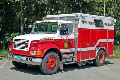 Retired   Rescue 1   1995 International / E-One