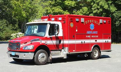 Ambulance 1   2015 Freightliner / Horton