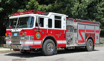 Engine 2  2001 Pierce Dash  1250/750