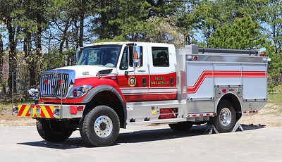 Engine 482 2013 Int / Rosenbauer Timberwolf  1250 / 750 / 30