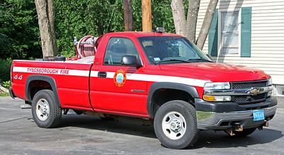 Service Unit  2001 Chevy  125/250