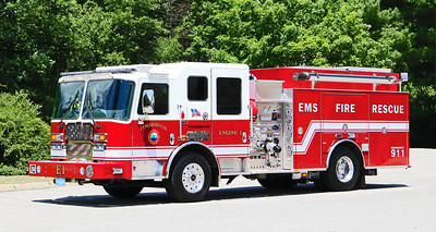 Engine 1.  2019 KME Panther   1500 / 750 / 20A