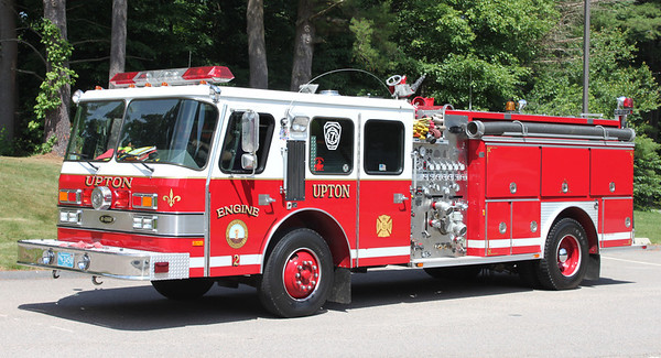 Engine 2  1988 E-One  1500/1000