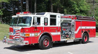 Engine 1  2006 Pierce Enforcer  1500/1000