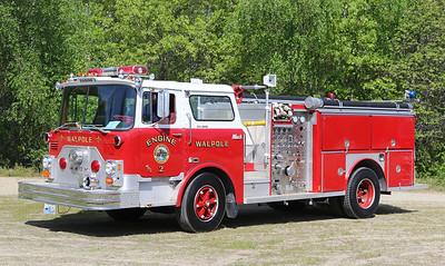 Retired   Engine 2   1975 Mack CF   1250 / 500