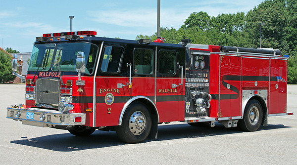 Engine 2   2009 E-One Typhoon   1500/500