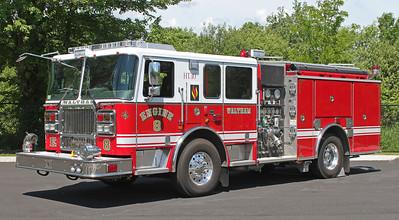 Engine 8 2014 Seagrave Marauder II 1250 / 500