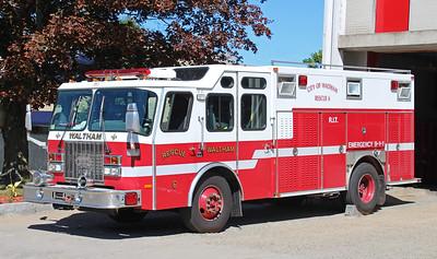 Rescue 6 1996 E-One rescue 250 / 200