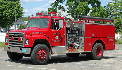 Engine 2   1982 International/Pierce   1500/500