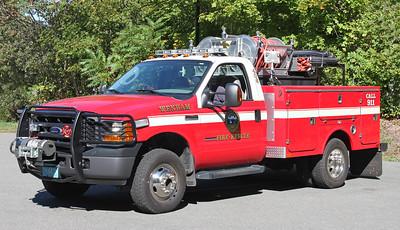 Engine 406.  2006 Ford F-350 / MHQ.  500 / 300 / 10F