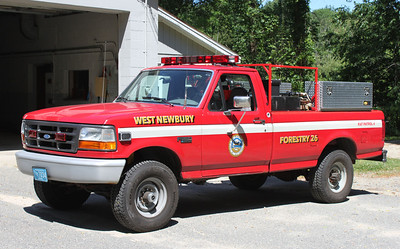 Forestry 26 1996 Ford F-250 125/200