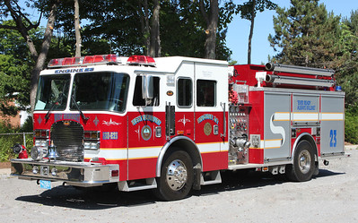 Engine 23 2003 KME 1500/1200