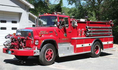Engine 2 1989 Ford/Murphy 1000/1000