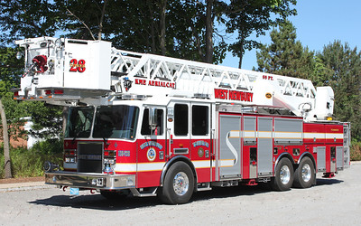 Tower 28 2009 KME 95'