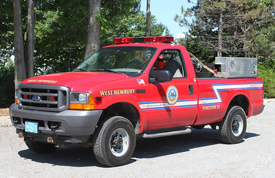 Forestry 27 2001 Ford F-250 125/200