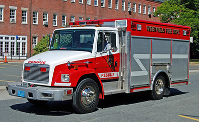 Rescue 1 1996 Freightliner/Fire Resources