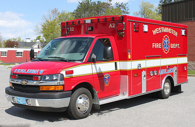 Ambulance 2 2012 Chevy/Braun