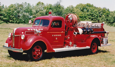 Retired Engine 6.  1964 Ford / Pirsch 750 / 500