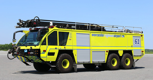 Crash 61   2016 Rosenbauer Panther   1800 / 3000 / 400AFFF / 500 Dry Chemical