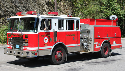 Engine 15  1993 KME  1500/500