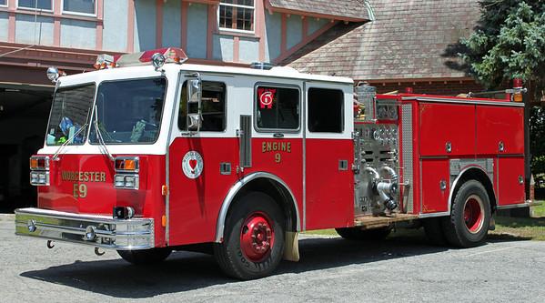 Retired   Engine 9.  1989 Maxim.  1250 / 500