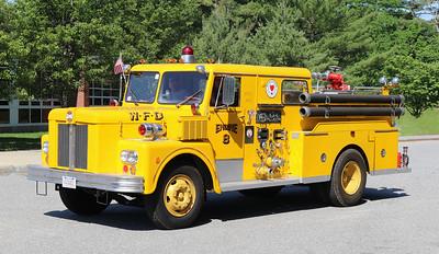 Retired.  Engine 8.  1971 Maxim S.  1000 / 250