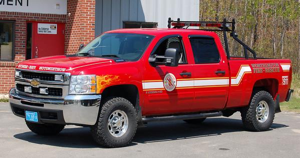 Truck 1  2007 Chevrolet
