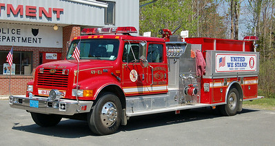 Engine 1  2001 International/KME  1250/1000