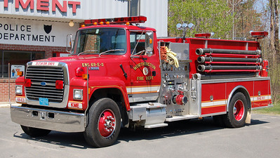 Engine 3  1993 Ford/KME  1000/1000