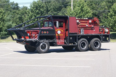 Massachusetts Fire Trucks