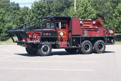Massachusetts Fire Trucks