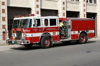 Cambridge Fire Department