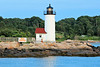 Recognizing the importance of the harbor to commerce, in 1800 Congress appropriated $2,000 to build a lighthouse to point the way to the safety of Annisquam Harbor.