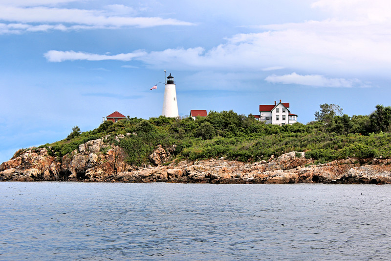 The dwellings were repaired and renovated by the Coast Guard in 1958 and the fog siren was replaced with an air horn in 1959.  The Coast Guard automated the lighthouse in 1972 and removed its personnel.