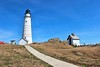 With the help of Senator Ted Kennedy legislation was passed to continue Boston Light as a manned station.