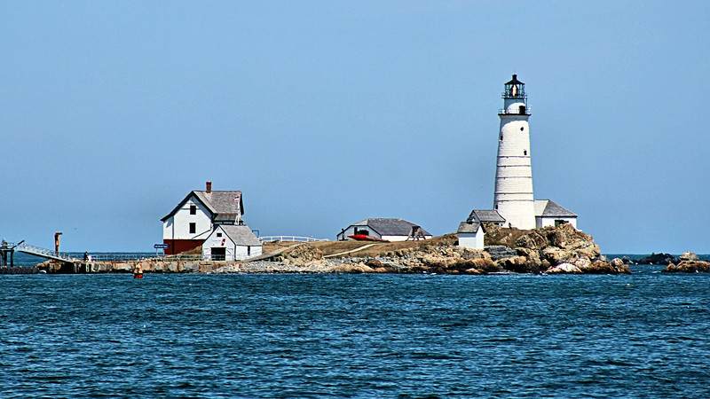 In 1715 merchants petitioned the General Court of the colony of Massachusetts to provide a lighthouse to aid commerce to and from the city of Boston. A bill was passed and a tax placed on ships entering or leaving the harbor to pay for the light.
