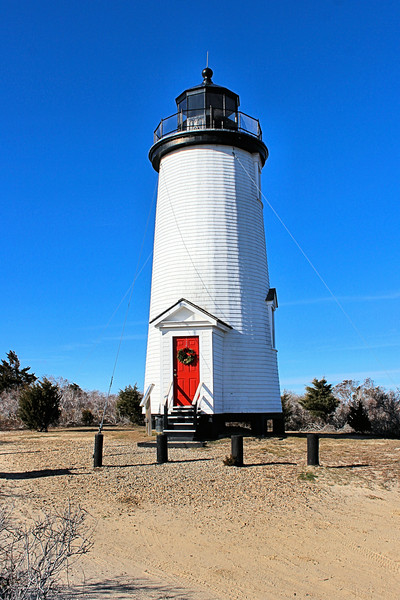 The Cape Poge Lighthouse was eventually automated in 1943 and Keeper Joseph Dubois was removed from the station.  The Keeper's house was used by a U.S.C.G. shore patrol during World War II.  In 1954 the house was sold to a Chappaquiddick resident who tore down the structure for its lumber.