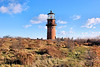 In 1985 the Vineyard Environmental Research Institute (VERI) leased Gay Head Light from the Coast Guard to store equipment. The group began to restore the lighthouse.