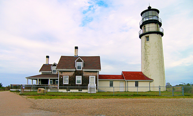 In June 1796 the customs collector for Boston visited Cape Cod and decided to purchase ten acres of land on the high bluffs of Truro for the lighthouse station.