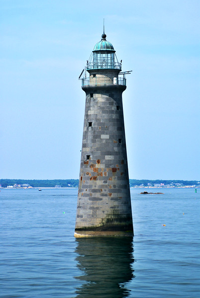 In 2009 the Minots Ledge Lighthouse was excessed by the Coast Guard under the National Historic Lighthouse Preservation Act. Since there were no non-profits which stepped forward for the expensive proposition of caring for the lighthouse, it was put up for auction in June 2014.  In October 2014 Minots Ledge Lighthouse was sold for a bid of $222,000 to the chairman of the Polaroid Corporation.  His plans for the lighthouse are unknown at this time.